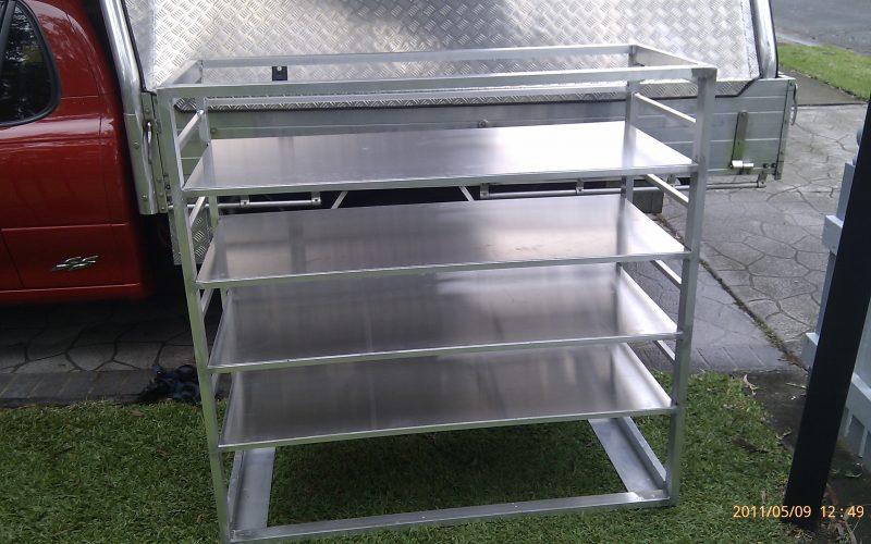 aluminiumtrolley